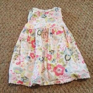 EUC 18m Floral dress